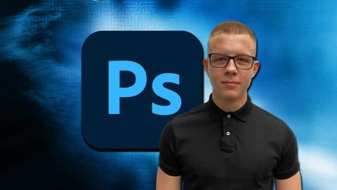 Adobe Photoshop CC 2021 Quick - Lerne Photoshop in nur 2h!