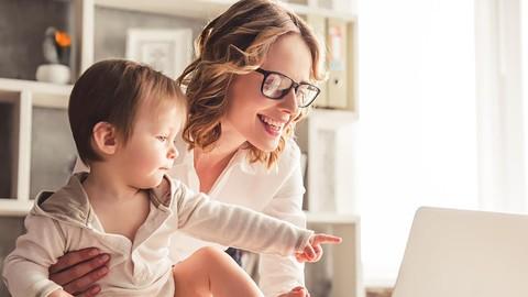 Mamme Smart: come lavorare in smartworking e gestire i figli