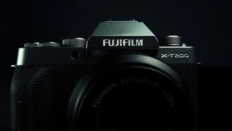 Fujifilm X-T200'de Ustalaşmak