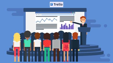 Trello Productivity-Trello Fundamentals Beginner to Advanced