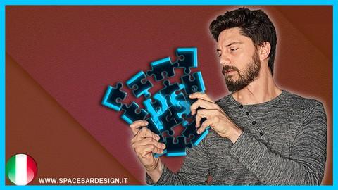 Adobe Photoshop CC: 10 esercizi pratici (corso 2)