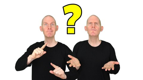 ASL Level 1 | SIGN WHAT? | American Sign Language
