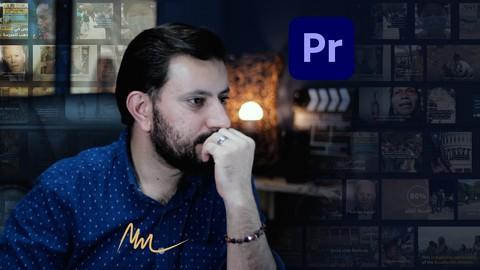تعلم مونتاج الفيديو الرقمي باستخدام Adobe premiere pro 2021
