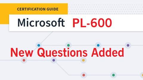 New Pl-600 Microsoft Exam Questions