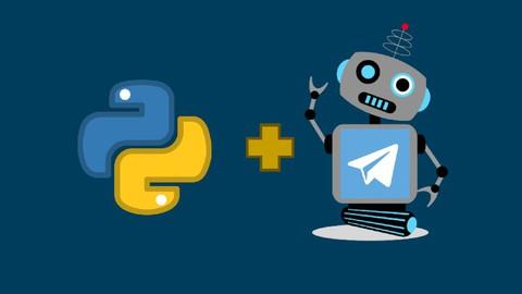 Crea un Bot de Telegram completo con Python