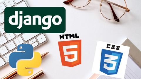 最新Python Django3 + HTML5 CSS3を10時間でマスター 画像入りブログシステムをゼロから