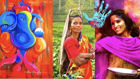 India Exploration & Adventure, Travel Tribe Culture Series