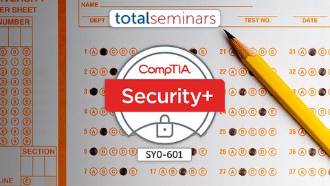 TOTAL: CompTIA Security+ Cert (SY0-601) Practice Tests