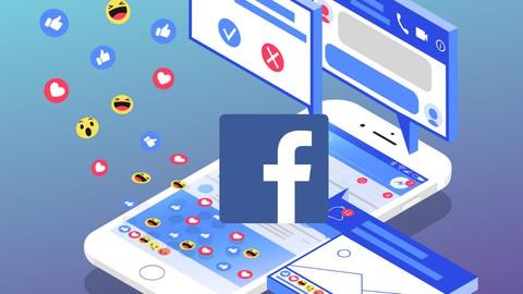Facebook Marketing 2021 - lerne alles über Facebook