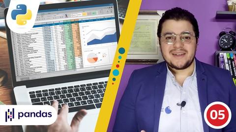بانداس لتحليل البيانات | Pandas Exploratory Data Analysis