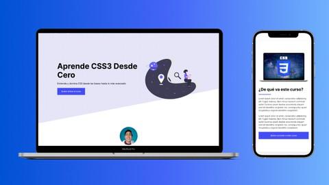 Crea y SUBE tu PRIMERA PÁGINA web con HTML y CSS [GRID]