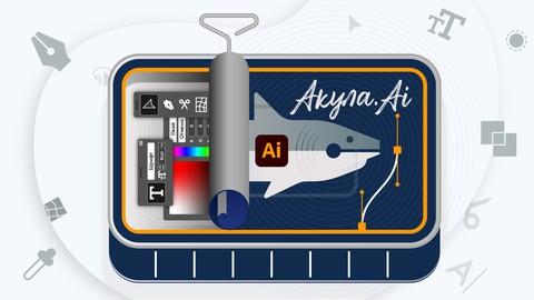 Adobe Illustrator CC — Все Основные Инструменты и Эффекты