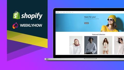 Shopify Theme Development: Create Shopify Themes [2021]