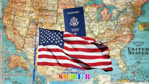 2021 US Citizenship Tests Become Naturalized US Citizen