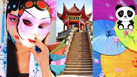 Voyage to China, Travel Tribe Culture Series