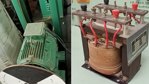 Electrical Motor and Transformer