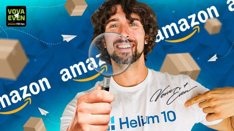 Amazon FBA Private Label Product Research With Helium 10