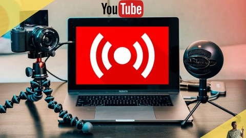 YouTube Academy: Master YouTube Live Streaming for Marketing