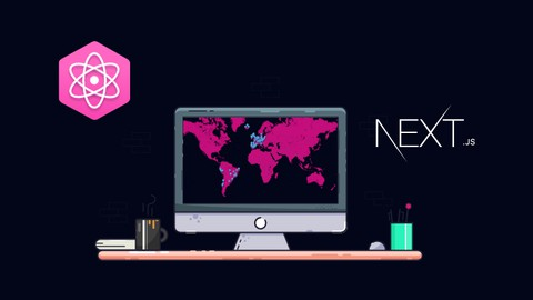 Aprenda NextJS, GraphQL e Leaflet na prática!