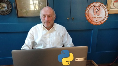 PCEP Certified Entry-Level Python Programmer Practice Tests