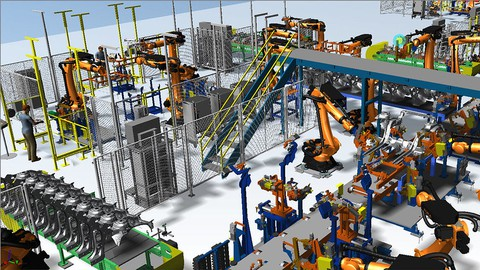 Simulation Modeling for  Industrial Applications