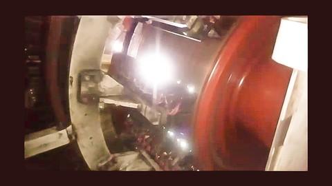 Treinamento sobre manutenção/aplicação de escovas de carvão