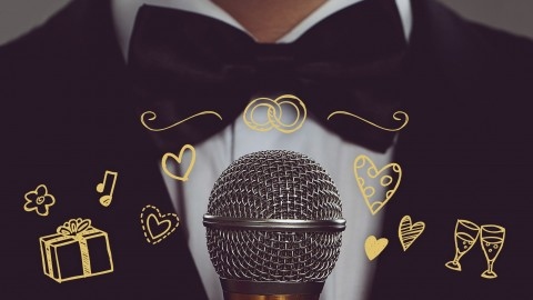 Wedding speech made simple: Learn story telling to captivate