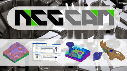 Programação CNC com NCG CAM - Módulo Básico