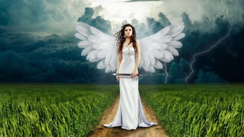 Call on Angels to help with EFT