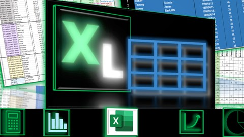 Microsoft Excel Skills Lab from Beginner to Pro Level