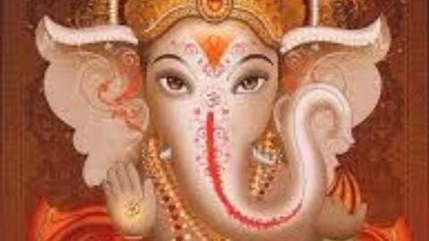 Bênção Mística de Ganesha
