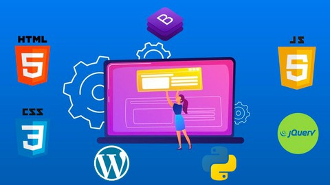 Pack WEB ULTIME : Javascript/HTML5/CSS3/Bootstrap/Python/CMS