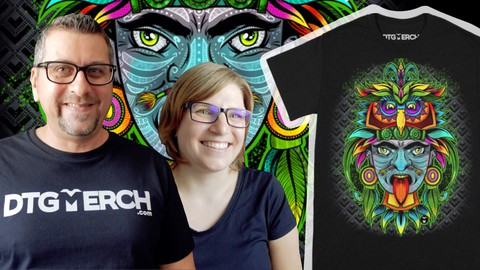 How to put your art on a T-Shirt