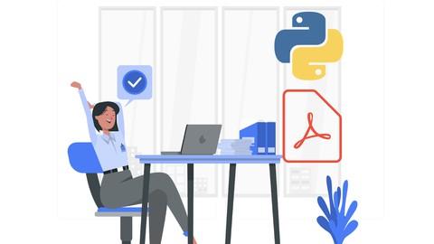 【業務効率化への第一歩】PythonでPDFファイルを自由自在に操る!基礎マスターコース