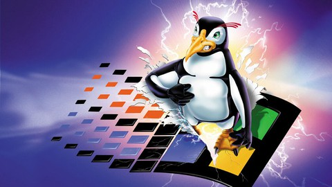 Linux for beginners - (contains 4 courses)