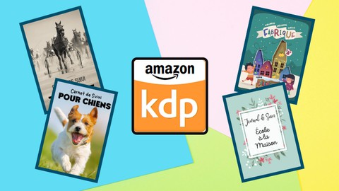 KDP NLC - Le Business des Carnets Low Content sur Amazon