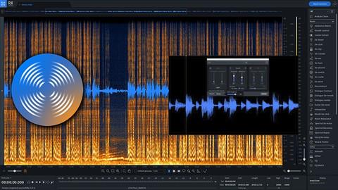 Limpeza de Ruído e Restauração de Áudio com o iZotope RX