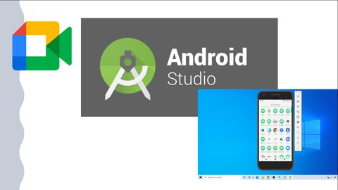 Video chat application using Android studio