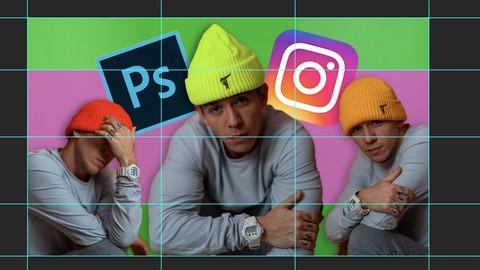 Cresça no Instagram usando Adobe Photoshop (Capa like a Pro)