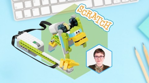 Robotics for kids: Build and Program Scratch Gorilla Robot