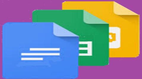 Google Hojas cálculo, documentos y presentaciones