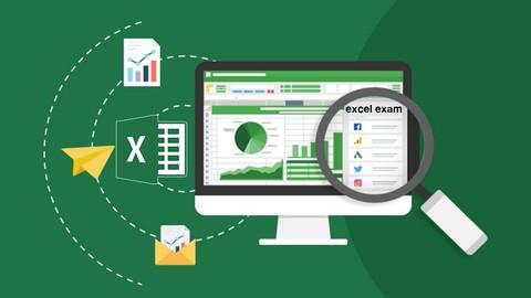 امتحانات عملية في برنامج الاكسل لمؤسسات دولية ومحلية