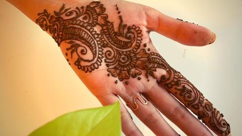 Learn Beautiful Henna Art (Mehndi / Natural Tattoos)