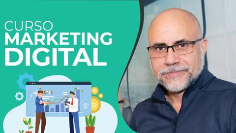 Curso de Marketing Digital. Actualizado 2021