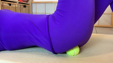 Esercizi ed auto-massaggio per la Sindrome del Piriforme