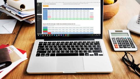 Fluxo de Caixa em Excel