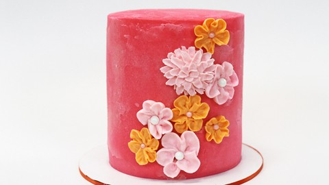 7 Beautiful Piping Techniques for Unique Cakes