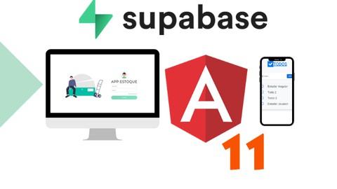 Angular e Supabase - Desenvolvendo sistemas