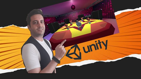 3D Animation and Game Teaser Production with Unity
