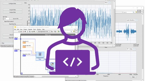 The Complete LabVIEW Essentials -  Code & Acquire Data Now